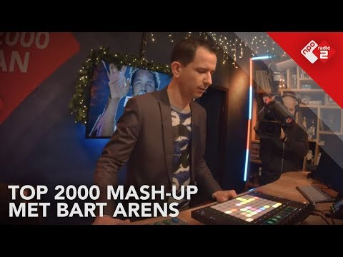 Top 2000 mash-up door Bart Arens | NPO Radio 2