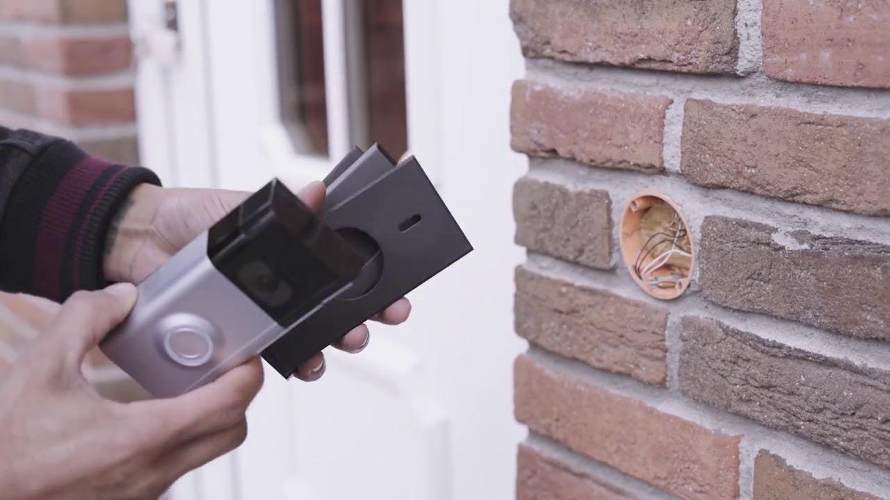Mediamarkt Ring Video Doorbell 2 Installation Und Einrichtung Youtube