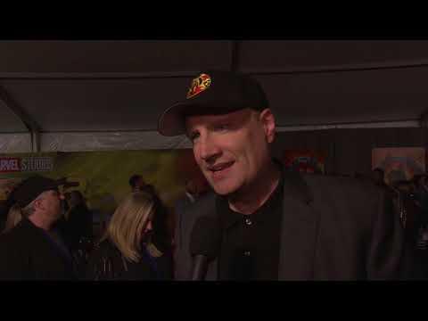 Thor Ragnarok - Red Carpet Kevin Feige Interview - 2017 Marvel Studios HD