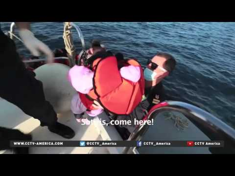 Dangerous waters- Shadowing the Hellenic Coast Guard