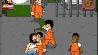 Online Games: Hobo Prison Brawl