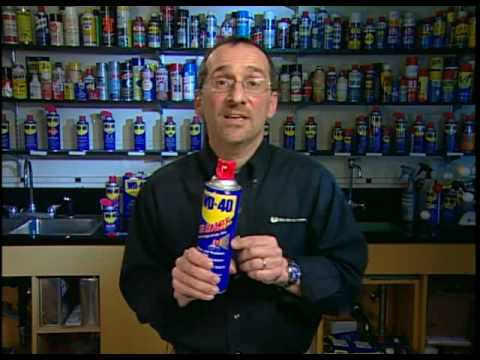 WD-40 OFFICIAL Product Demonstration