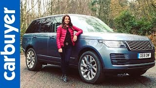 Range Rover Plug-in Hybrid SUV 2019 in-depth review - Carbuyer