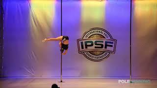 Anna Palou - IPSF World Pole Championships 2018