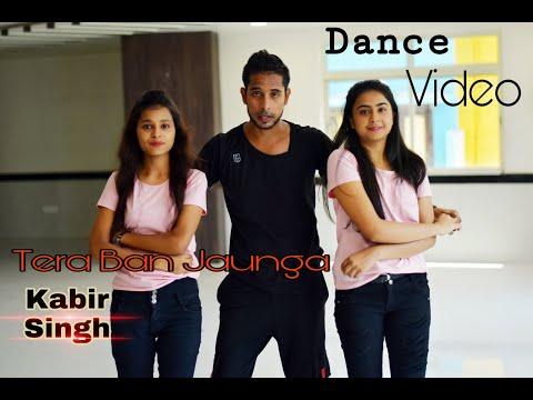kabir-singh-:-tera-ban-jaunga-song-dance-|-shahid-k-,kiara-,sandeep-v-|-tulsi-kumar