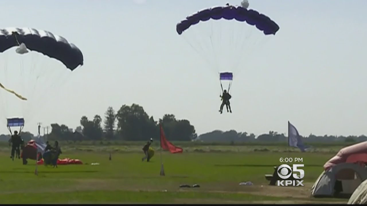 2 Men Fall 13,000 Feet To Their Deaths In Skydiving Accident