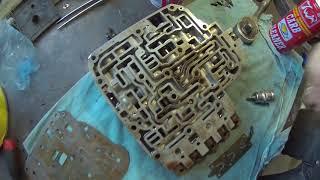 Коробка автомат Гольф 3.