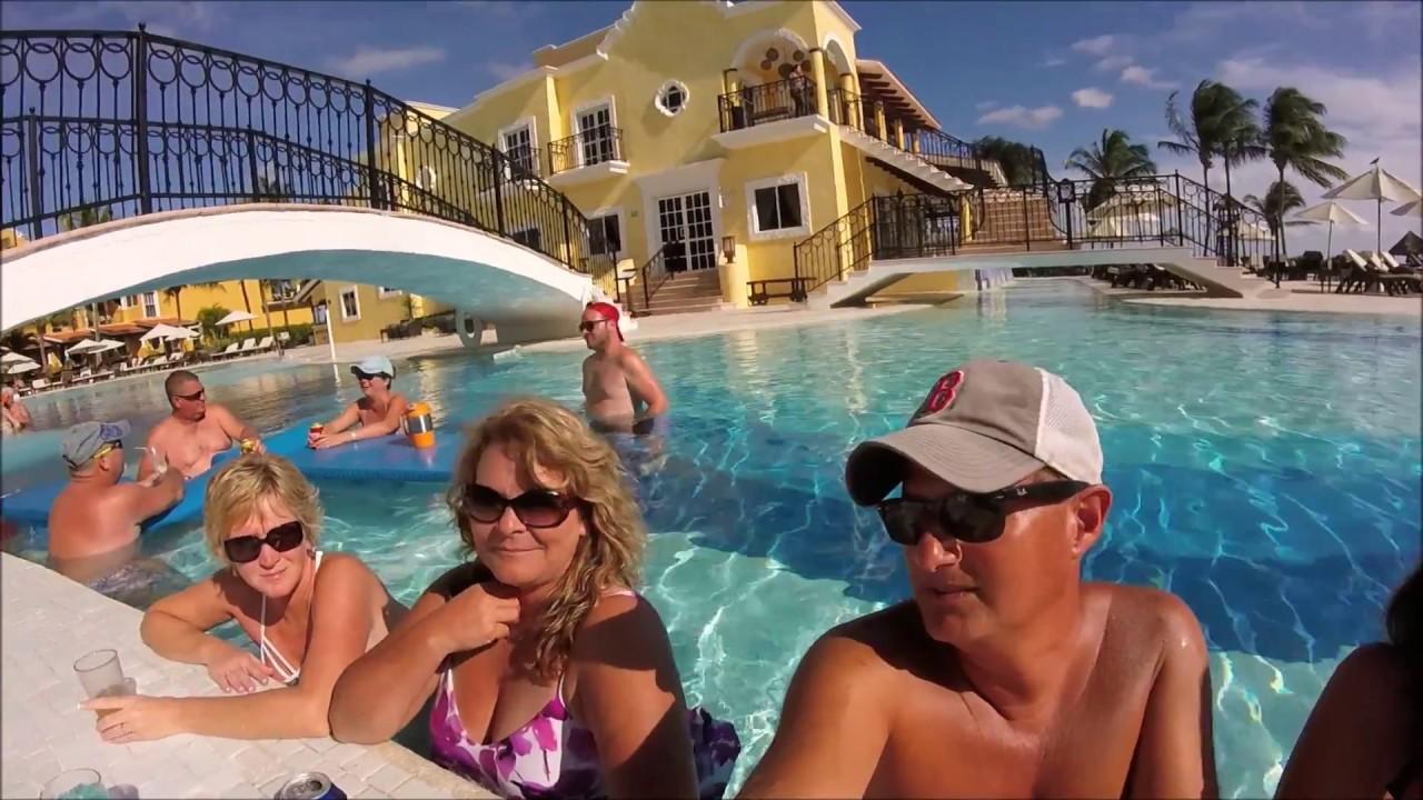f3311fd65cf1 Secrets Capri Riviera Maya Tour - YouTube