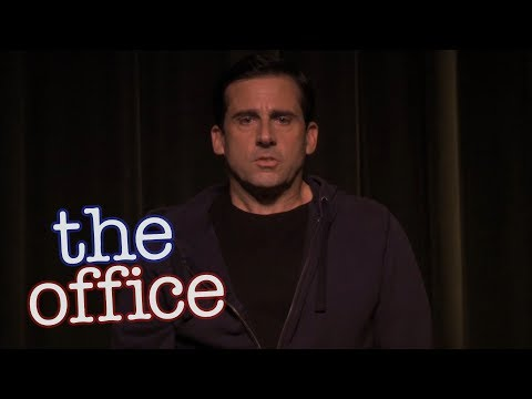 Law and Order Audition  - The Office US