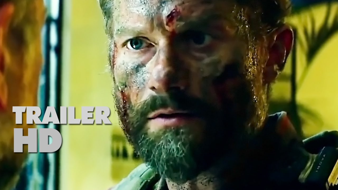13 Hours: The Secret Soldiers of Benghazi - Official Film Trailer 2016 - Michael Bay Action Movie HD