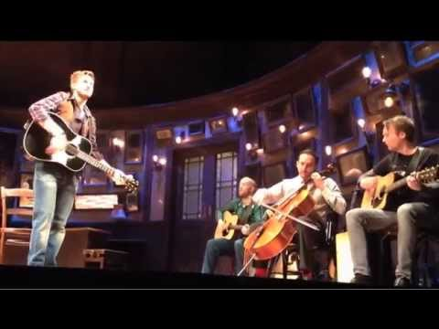 Once the Musical | Falling Slowly (Live) | Arthur Darvill Q&A