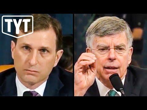 Bill Taylor CRUSHES Trump's Impeachment Defense