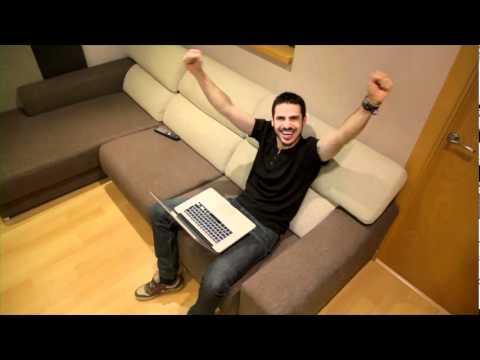 Soporte para portatil en el sofa youtube - Soporte portatil sofa ...