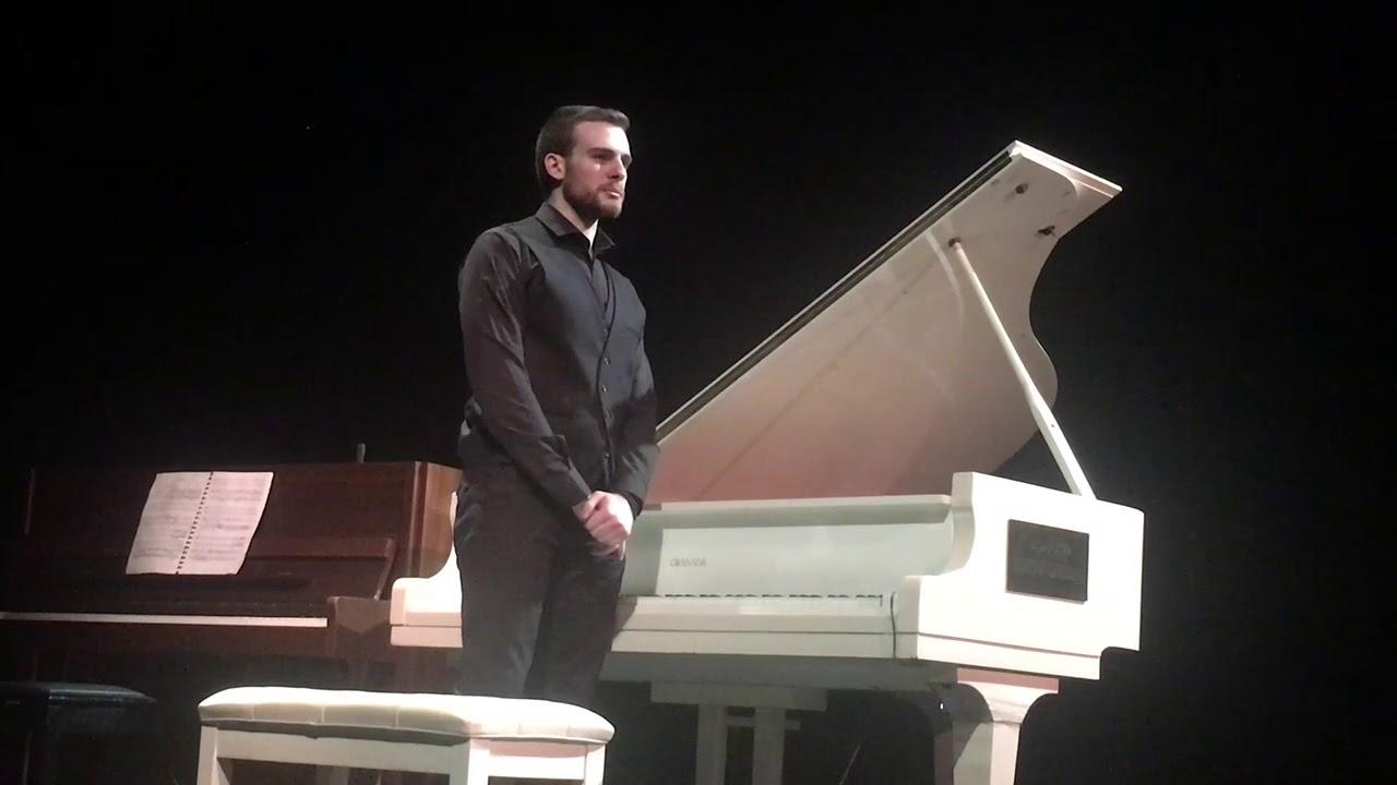 Ρεσιτάλ πιάνου από το Γιάννη Ζαχαρόπουλο στην Τρίπολη