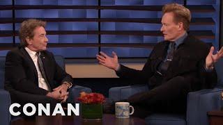 Martin Short's Favorite Late Night Show Is CONAN - CONAN on TBS