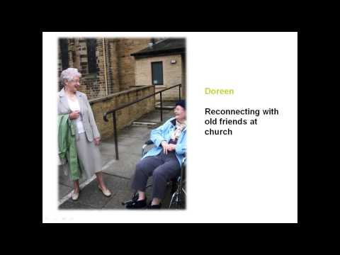 Individual Service Funds in Care Homes - People with Dementia