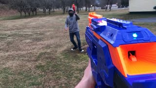 Nerf war: First Person Shooter 12