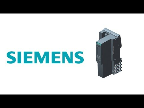 Интерфейсный модуль Siemens 6ES7155-6AU00-0CN0 / Siemens Simatic / Элта ЛТД