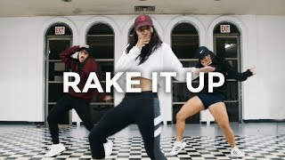 Rake It Up - Yo Gotti Feat. Nicki Minaj (Dance Video) | @besperon Choreography