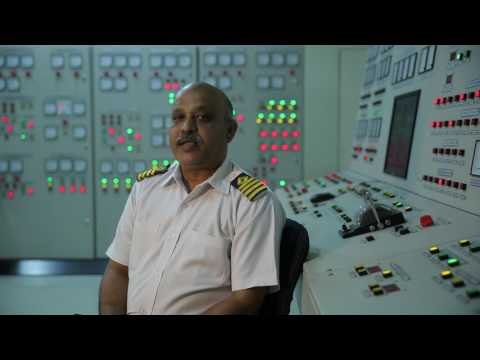 Why Great Eastern Shipping, Capt. Subroto Khan