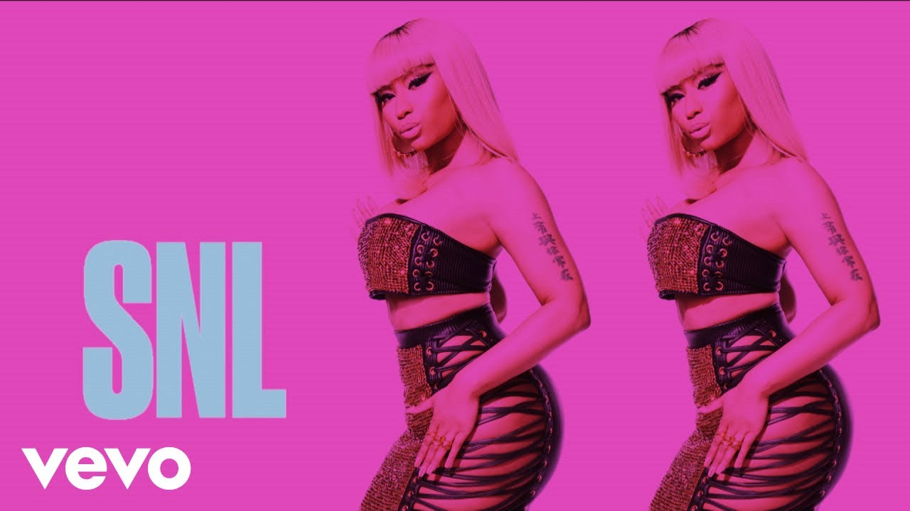 Nicki Minaj - Chun-Li (Live on SNL / 2018) #1