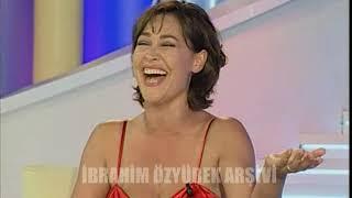 Emrah, Hülya Avşarın programını terkediyor 1998