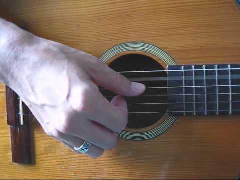 Bài học với điệu Slowrock_cách 2