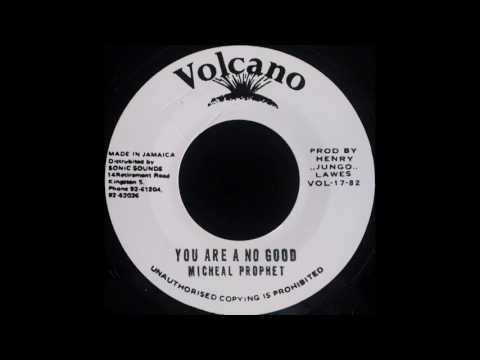 MICHAEL PROPHET - You Are A No Good [1980]