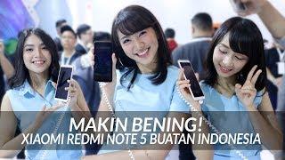 Xiaomi Redmi Note 5 Resmi Rilis di Indonesia! Hands-on Review feat. JKT48