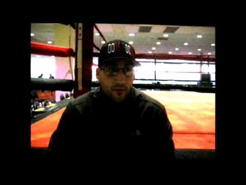 Anthony Ferrante predicts KO win over Venroy July, pre-fight interview, Philly Boxing