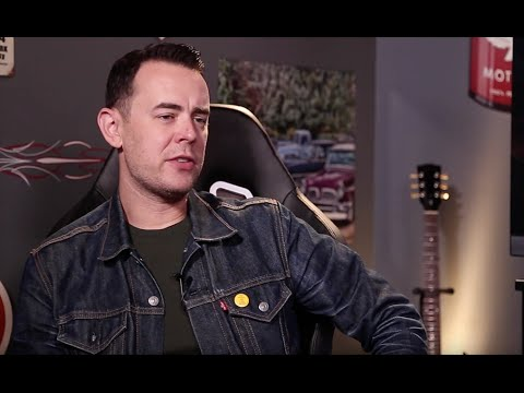 """Colin Hanks Interviewed About New Film """"All Things Must Pass"""""""
