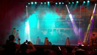 Hội diễn văn nghệ,múa Ngày Mùa -Văn Cao