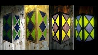 Easy DIY Diwali lantern || Diwali decoration craft