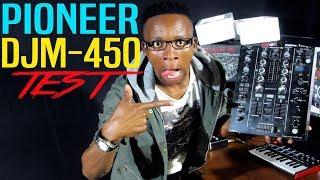 Mix - PIONEER DJ DJM 450 ECHO EFFECTS TESTING BY ROMEO MAKOTA