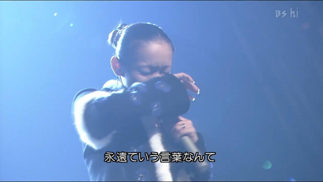 【音声のみ】—本人のマイク音声— 安室奈美恵 1998紅白歌合戦(産休明け1年ぶり復帰)CAN YOU CELEBRATE?