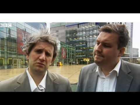Football Impressionists - Darren Farley & Paul Reid