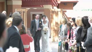 Fort Collins, CO Wedding - Highlights of Meghan Smith and Campbell Caskey's Wedding