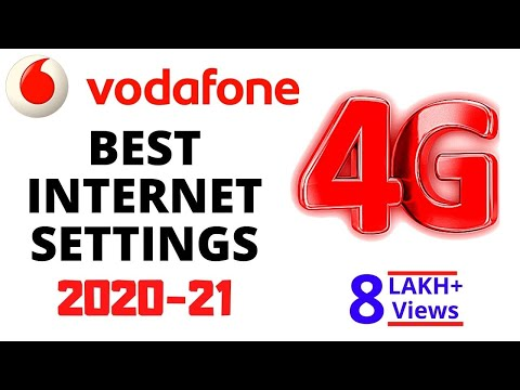 Vodafone New APN Settings For Fast Net 2018 | 100% Working Internet Trick. My Vodafone.