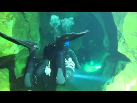 France Cave Diving, Lot & Ardeche, 2014