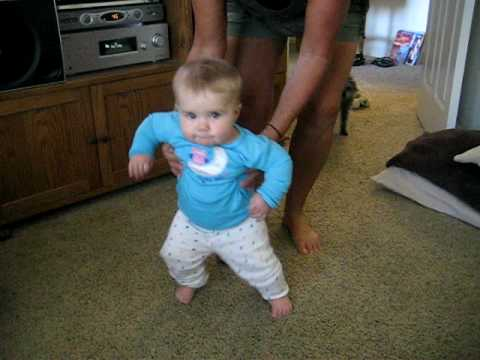 how to walk bow legged