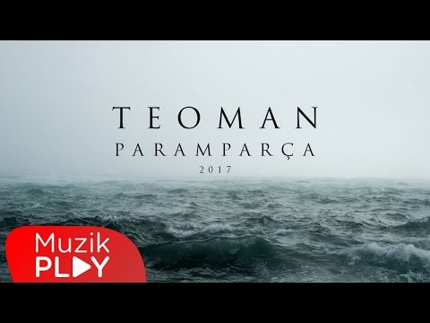 Teoman - Paramparça 2017 (Lyric Video)