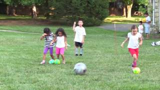 Epworth productions/soccer clinic 2016