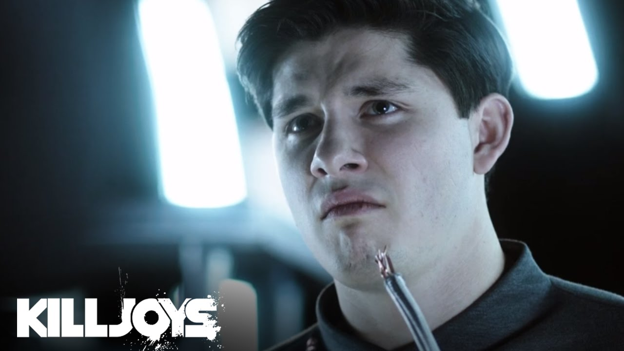 Download KILLJOYS (Inside Episode)   Season 2, Episode 4   SYFY