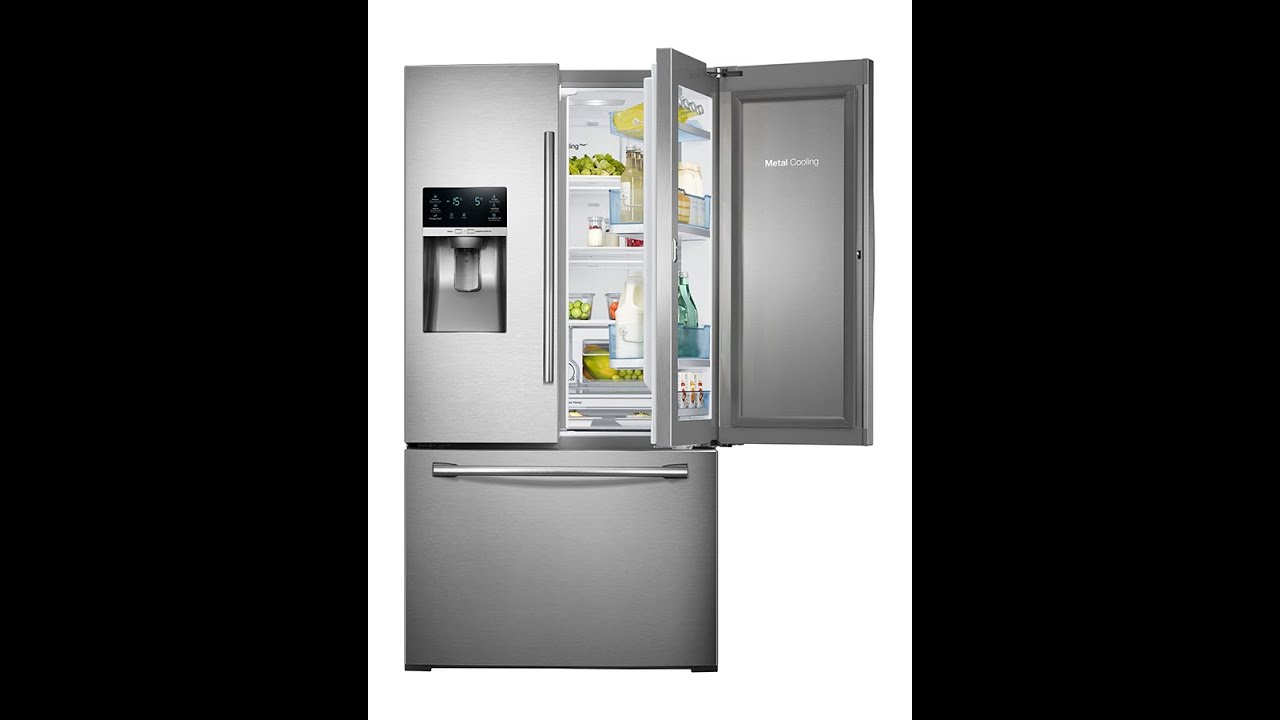 Samsung Showcase French Door Refrigerator Youtube