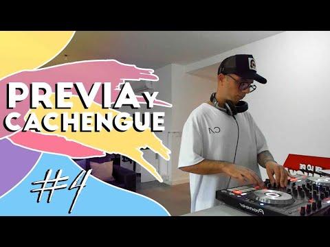PREVIA Y CACHENGUE #4  – Enganchado REGGAETON (Remix) / SET EN VIVO – Fer Palacio