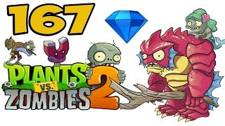 ч.167 Plants vs. Zombies 2 - Big Wave Beach - Day 28