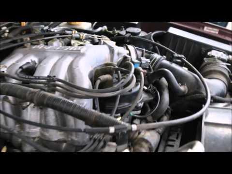 Nissan Pathfinder Misfire