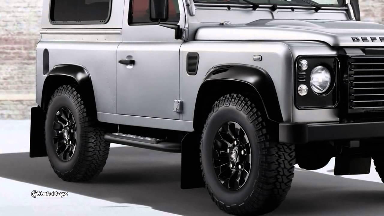 2014 land rover defender black and silver models youtube. Black Bedroom Furniture Sets. Home Design Ideas
