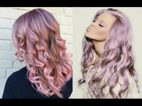 Rosewood Blonde Ombre Hairstyle Youtube
