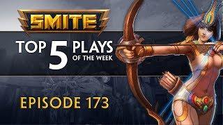 SMITE - Top 5 Plays #173